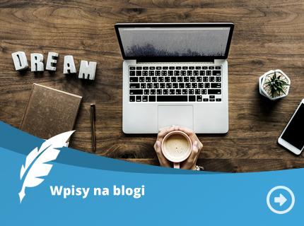 Wpisy na blogi